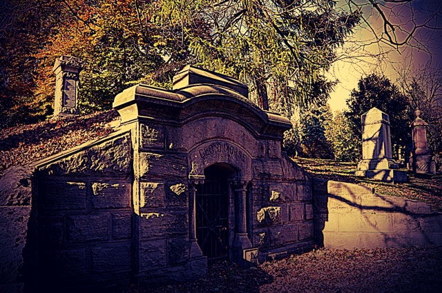 mount pleasant cemetery 1881