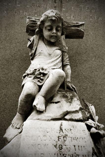 mount pleasant cemetery child