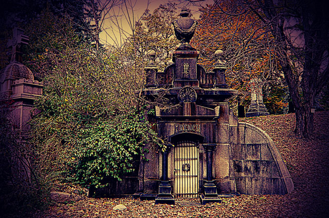 mount pleasant cemetery french