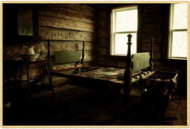 log-cabin-black-history-bed