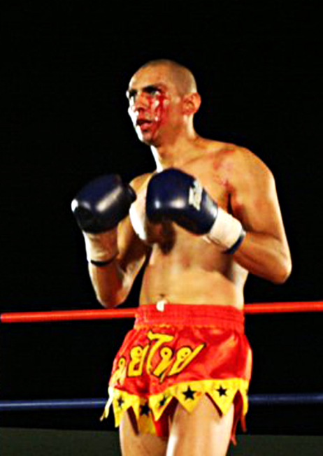Carlos Navarro fighter