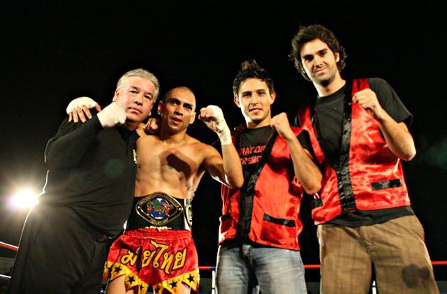 Carlos Navarro Win