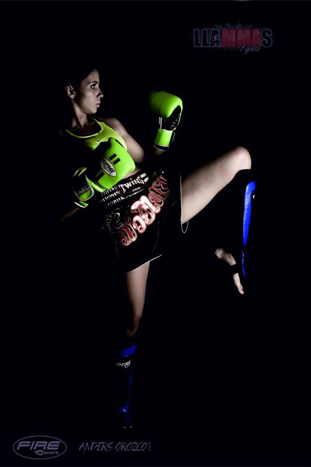 Mariana de Lira Portrait MMA