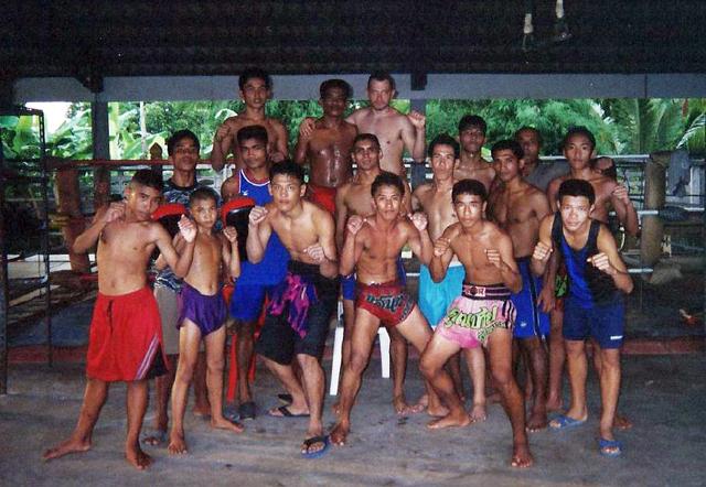 Sitoyodtong Gym, Pattaya, Thailand