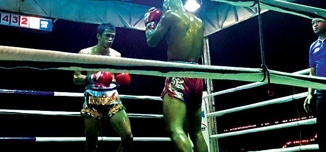 From The Farms Of Isaan To The Stadiums Of Bangkok: The Cycle of Muay Thai Fighters In Thailand