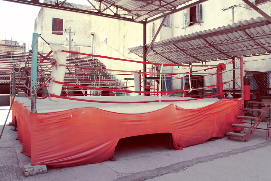 Rafael Trejo Boxing Gym